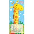Jungle Buddies Giraffe Party Invites (8)